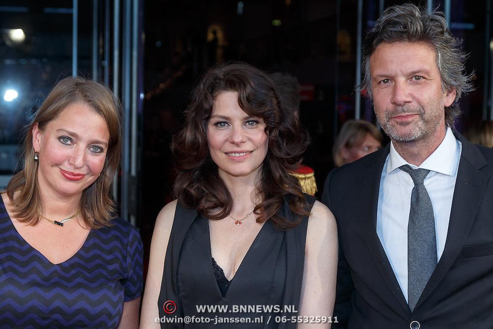 NLD/Utrecht/20151002 - NFF 2015, Gouden Kalveren inloop, Rifka van Lodeizen