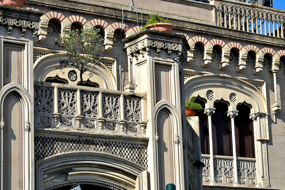 Venetian Architecture in Messina, Italy<br />