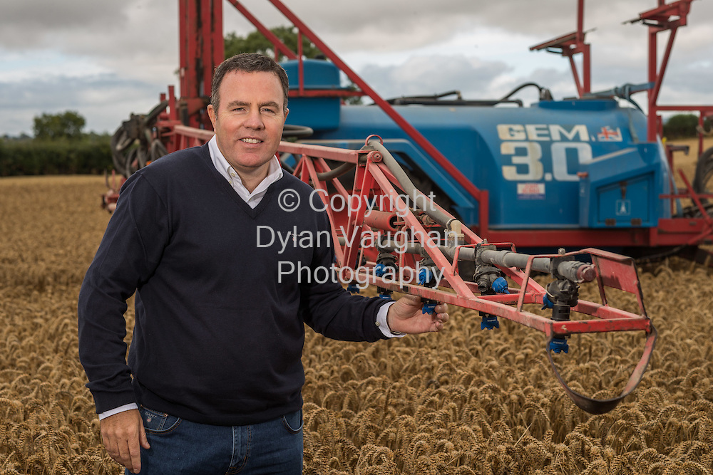 22-8-16<br />  <br /> Gary Wickham<br /> Chief Executive Officer MagGrow pictured in Carlow.<br /> <br /> Picture Dylan Vaughan