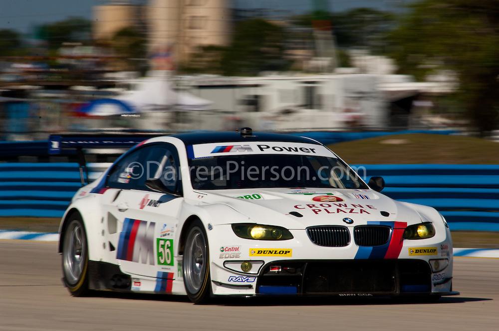 #56 BMW Motorsport BMW M3 GT: Andy Priaulx, Dirk Mueller, Joey Hand
