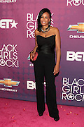 October 12, 2012-New York, NY:  Beverly Bond, Founder & President, Black Girls Rock! at the Black Girls Rock! Shot Callers Dinner presented by BET Networks and sponsored by Chevy held at Espace on October 12, 2012 in New York City. BLACK GIRLS ROCK! Inc. is 501(c)3 non-profit youth empowerment and mentoring organization founded by DJ Beverly Bond, established to promote the arts for young women of color, as well as to encourage dialogue and analysis of the ways women of color are portrayed in the media. (Terrence Jennings)
