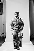 Keesha Covington Palmer<br /> Air Force<br /> E-5<br /> Security Forces<br /> OEF, Kurdistan <br /> Jan. 26, 2010 - Present<br /> <br /> Veterans Portrait Project<br /> 802d Security Forces Squadron<br /> San Antonio, TX