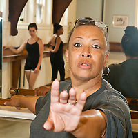 Rosie Brooks, director of St. Mark's Dance Studio.