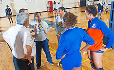 2014 A&T Volleyball vs Savannah State