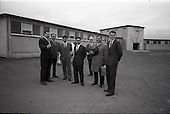 1965 Japanese Trade Delegation visit Leinster A.I. Station, Clondalkin, Dublin