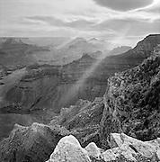 Yarapi Point To Brahma Temple, Grand Canyon National Park