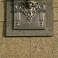Architectural detail, Seattle, Washington