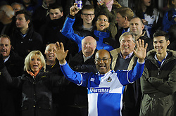 Fans - Mandatory byline: Neil Brookman/JMP - 07966 386802 - 20/10/2015 - FOOTBALL - Memorial Stadium - Bristol, England - Bristol Rovers v Notts County - Sky Bet League Two
