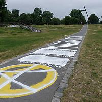25 Identitäres Graffiti im Görlitzer Park
