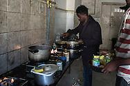 Malta, Marsa. L'open center di Marsa. una cucina auto gestita, nel centro sono ammessi solo uomini