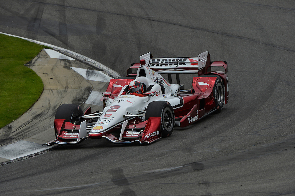 Juan Pablo Montoya, Birmingham, AL, USA - April 24-26, 2015;  Honda Indy Grand Prix of Alabama