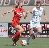 UNM vs Air Force Women's Soccer 09/25/16