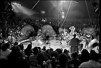 The Big Apple Circus is a non profit circus with a dedication to community service. Programs include Clown Care, Circus of the Senses (for the blind, deaf & disabled), Circus After School, and Circus for All (for the disadvantaged)