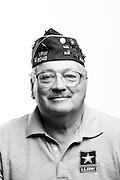 Jimmy D. Cagle<br /> Army<br /> E-5<br /> Crew Chief CH-47<br /> 1967 - 1970<br /> Vietnam<br /> <br /> Veterans Portrait Project<br /> St. Louis, MO