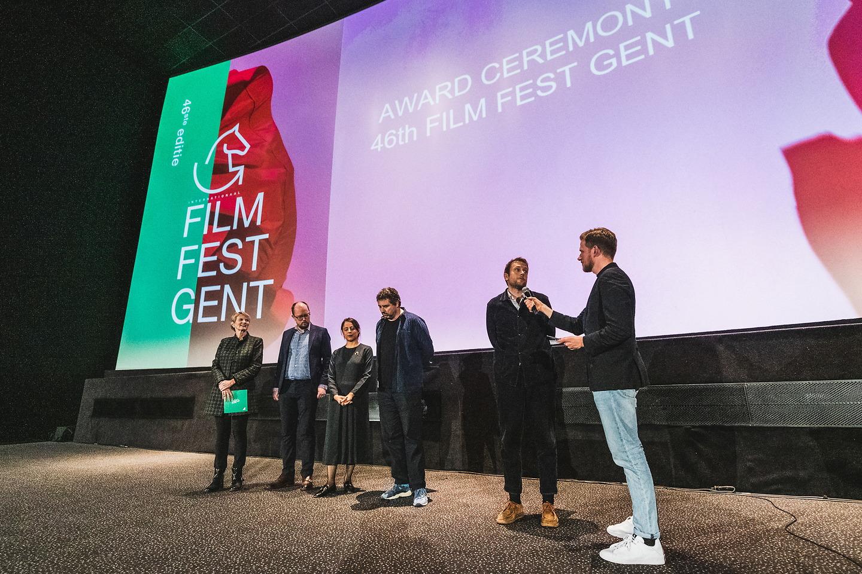 Film Fest Gent - Prijsuitreiking: Officiële Competitie