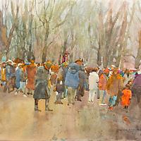 Massie Watercolors