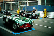 Aston Martin at the Grand Prix de Monaco Historic 2012 Grand Prix de Monaco Historic