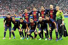 130423 Bayern Munich v Barcelona