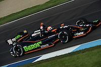 Jack Hawksworth, Grand Prix of Indianapolis, Indianapolis Motor Speedway, Indianapolis, IN USA 5/10/2014