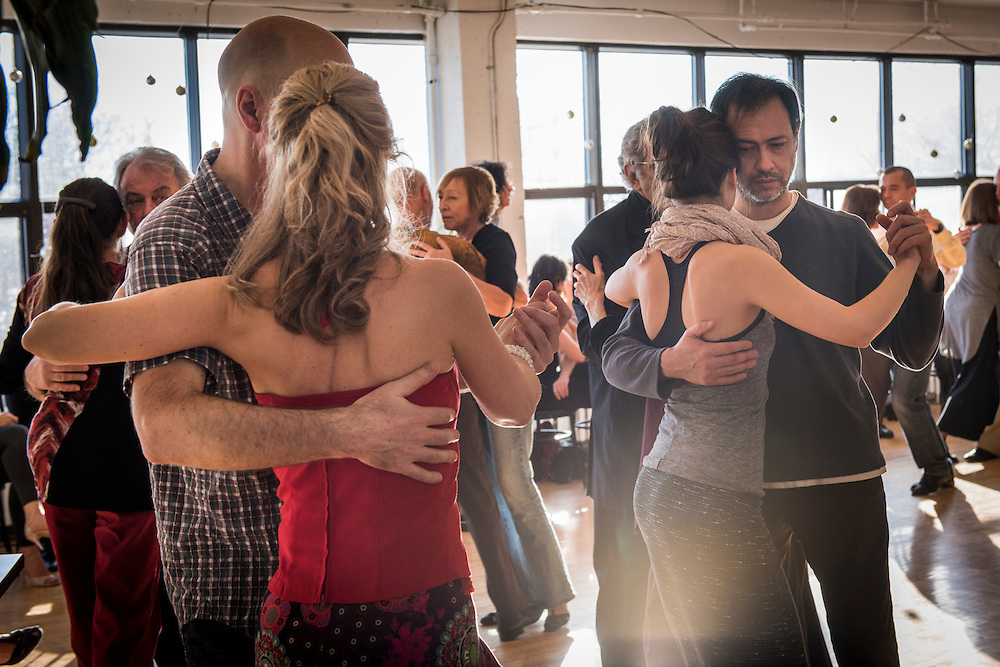 Air de Tango, La Pratica, Montréal, 2015