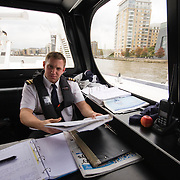 Travelling by ferry in London is a different way of travelling around the city regulary used by commuters but many tourists and visitors will be using it as well during the Olympic games in July and August 2012
