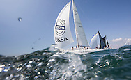 Image licensed to Lloyd Images <br /> Aberdeen Asset Management Cowes Week 2015. <br /> Credit: Lloyd Images