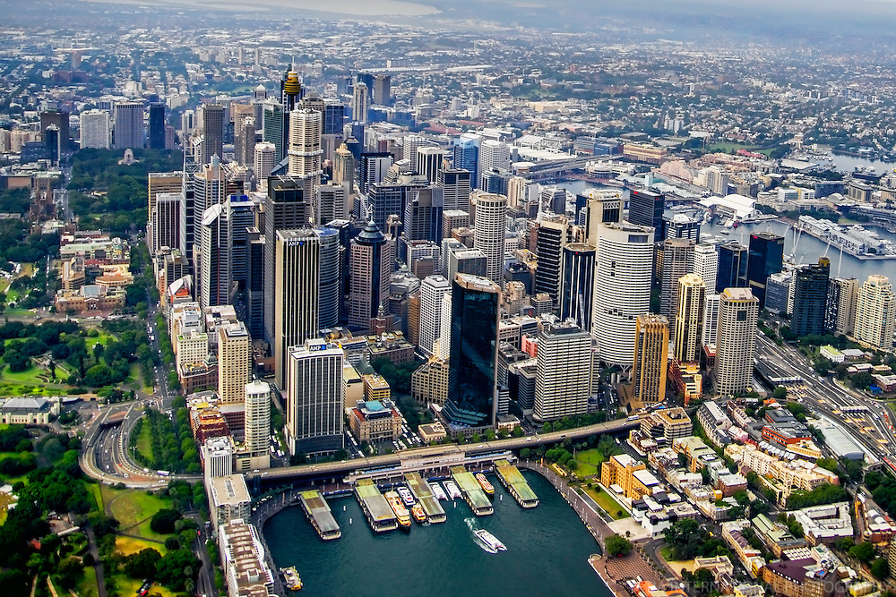Sydney City Centre Core