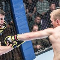 Josh Row vs. Andy Hannon