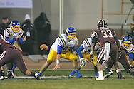 Oxford High's Luke Leary (51) vs. Picayune in the MHSAA Class 5A championship game at Mississippi Veterans Memorial Stadium in Jackson, Miss. on Saturday, December 7, 2013. Picayune rallied to win 42-35.