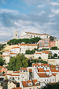 View of Miradouro da Graça and church and convent of Graça