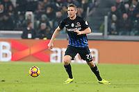 Torino - Serie A 201617 - Serie A 15a giornata - Juventus-Atalanta - Nella foto: Jasmin Kurtic  - Atalanta