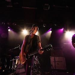 The Futureheads, live at La Maroquinerie, Paris 20, France. 18 september 2008.