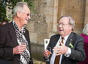 Lord Cranbrook and Barry Paine, Rainforest Club Annual Dinner 2010