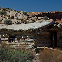 Wolfe Ranch, Arches National Park, Utah, US