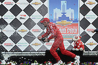 Scott Dixon, Cheverolet Detroit Belle Isle Grand Prix, Belle Isle, Detroit, MI 06/03/12