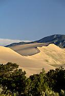 Sand dunes, Great Sand Dunes National Park, Colorado