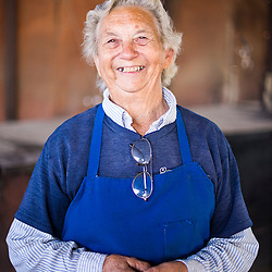 Tootsie Tomanetz, Pit master at Snow's BBQ in Lexington, Texas