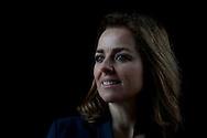 DEN HAAG - portret van Marianne Thieme lijstrekker partij van de dieren  COPYRIGHT ROBIN UTRECHT
