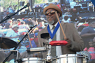 Pibo Marquez in Chicago's Colombian Fest