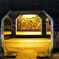 Krog Street tunnel Atlanta, GA