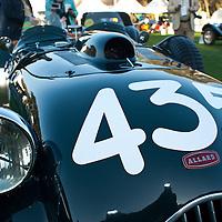 #147 1951 Allard J2: Bob & Pam Francis