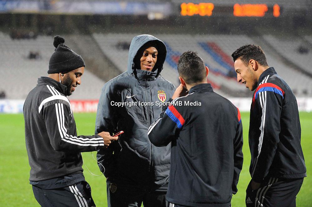 Alexandre lacazette anthony martial jordan ferri corentin tolisso matthew buxton - Lyon monaco coupe de la ligue 2014 ...
