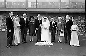1967 - Wedding of Mr Francis W. Moloney and Ms Antoinette O'Carroll