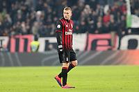 Torino - 25.01.2017 - Coppa Italia Tim   -  Juventus-Milan   - nella foto:  Gerard Deulofeu