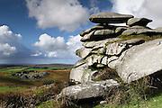Bodmin Moor, in Cornwall, near The Minions
