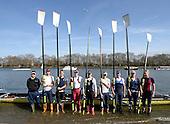 20140315 Women's Head of the River Race, London, UK