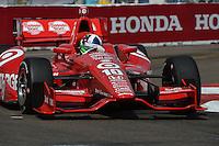 Dario Franchitti, Honda Grand Prix of St. Petersburg, Streets of St. Petersburg, St. Petersburg, FL USA 03/24/13