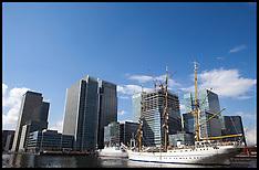 APR 26 2013 German Naval Tall Ship 'Gorch Fock'
