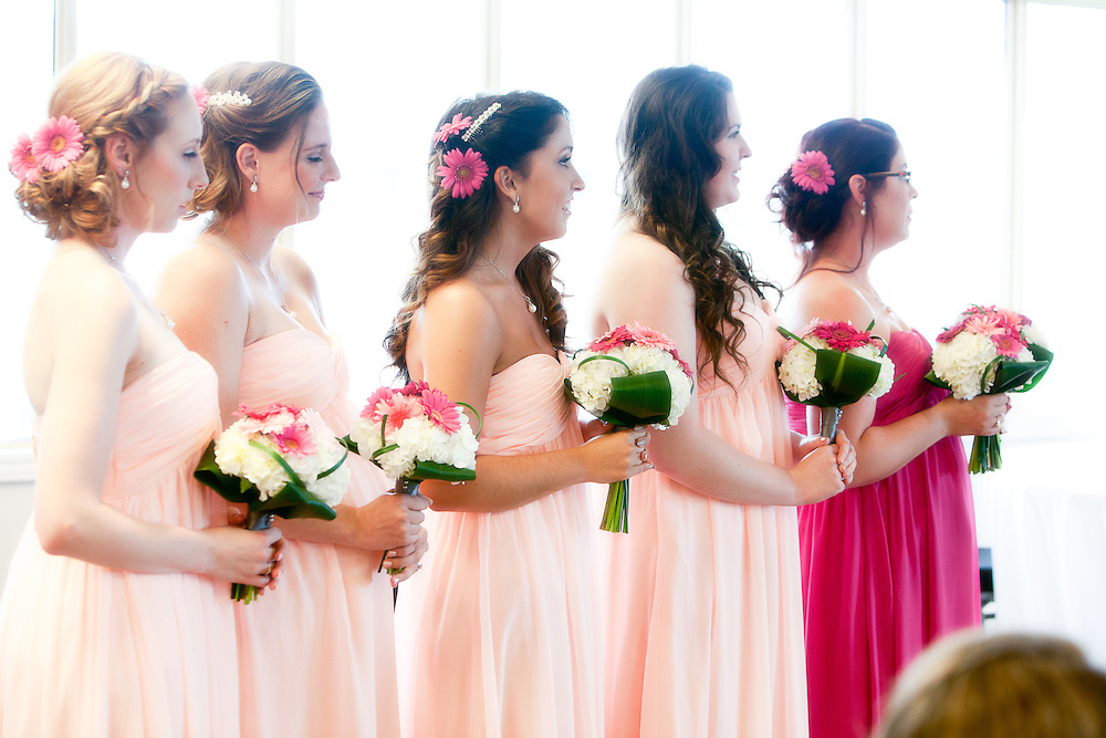 Michelle Barrington and Kevin Fraser wedding at the Holiday Inn Kingston
