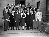 1952 Presentation to Liam Cosgrave